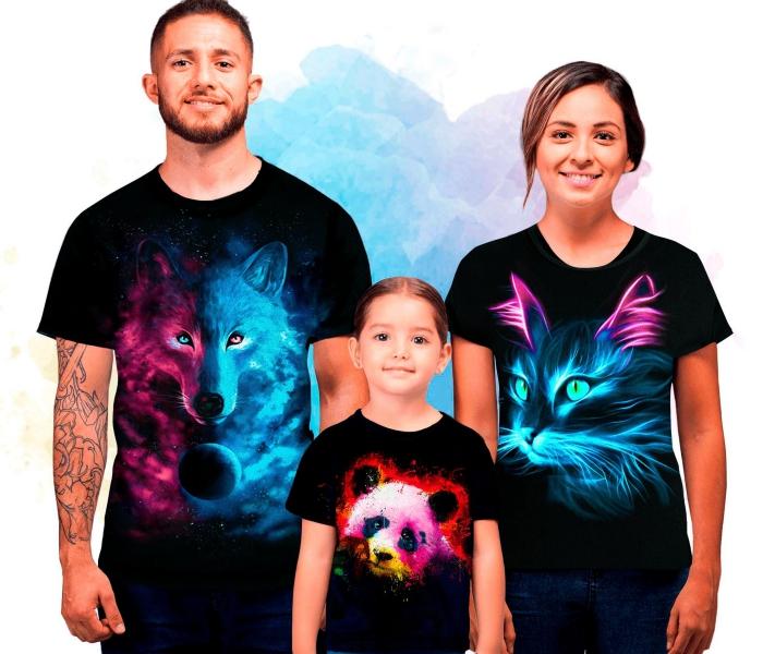 חולצות מגנבות לכל המשפחה